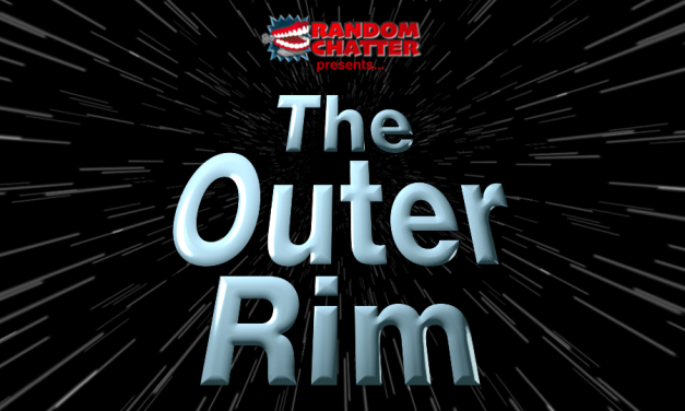 Outer Rim #95: Andrea Strikes Back