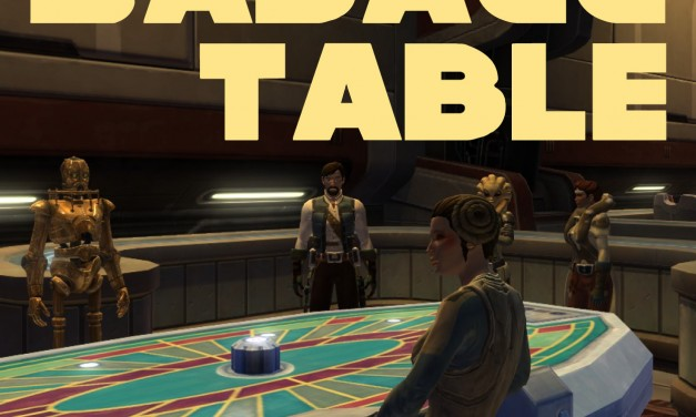 Sabacc Table #25: Lego, Battlefront and FFG System Open