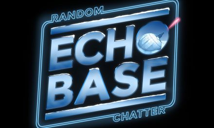 Echo Base #57: Firing the Canon