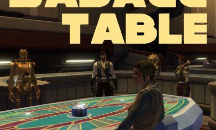 Sabacc Table #26: Open Rebellion