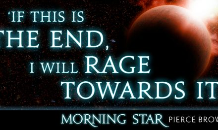 Review: Morning Star by Pierce Brown Review (Red Rising Trilogy #3)