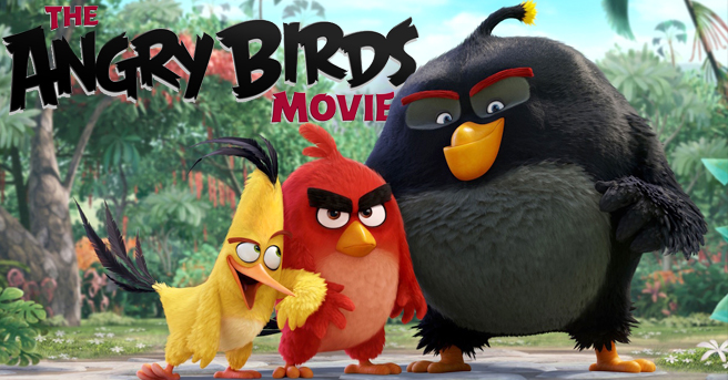 Review: Angry Birds Movie
