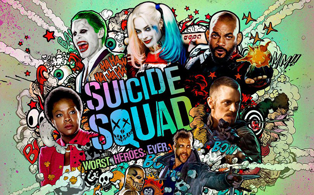 REVIEW: Suicide Squad