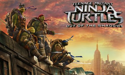 REVIEW: TMNT Out of the Shadows