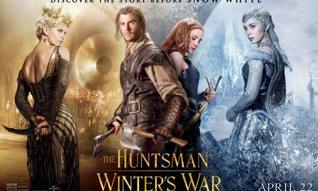 Movie Review: The Huntsman Winter's War
