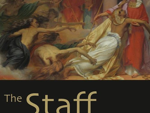 "Review: ""The Staff of Moses"" by Andrew Linke (Oliver Lucas #1)"