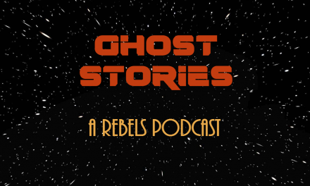 Ghost Stories #17: Double Agent Droid