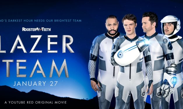 Movie Review: Lazer Team