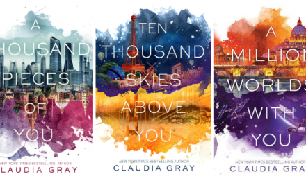 Review: Firebird Trilogy by Claudia Gray