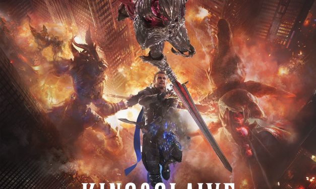 Movie Review: Final Fantasy XV Kingsglaive