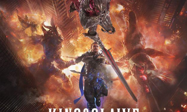 Movie Review: Final Fantasy XV Kingsglaive