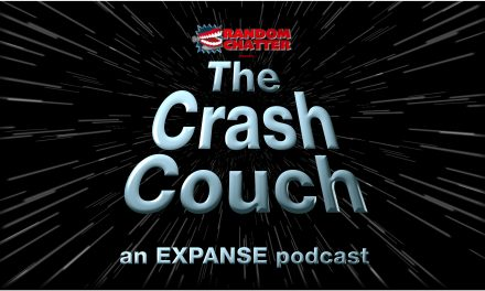 Crash Couch #4: Critical Mass and Leviathan Wakes