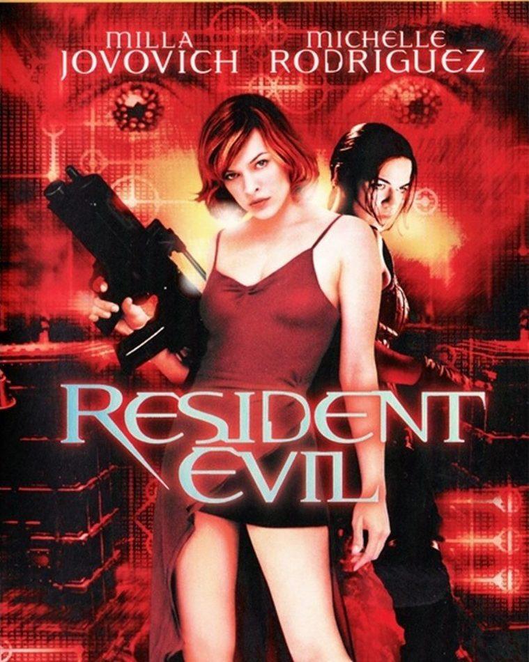 The Resident Evil Movies Randomchatter Network