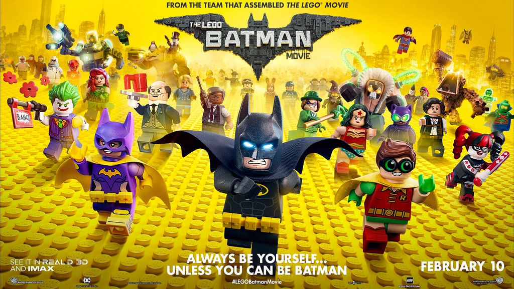 Lego Batman & New TV Shows