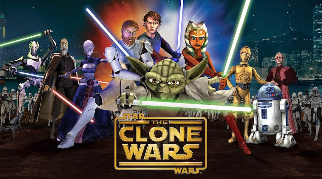 Clone Wars Leaving Netflix and Split