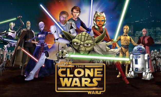 Clone Wars Leaving Netflix and Split