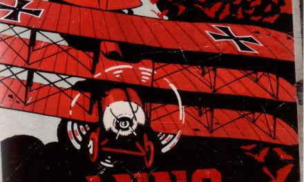 Anno Dracula: The Bloody Red Baron, by Kim Newman