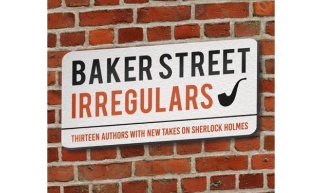 "Interview: Author/Editor Michael Ventrella, ""Baker Street Irregulars"""