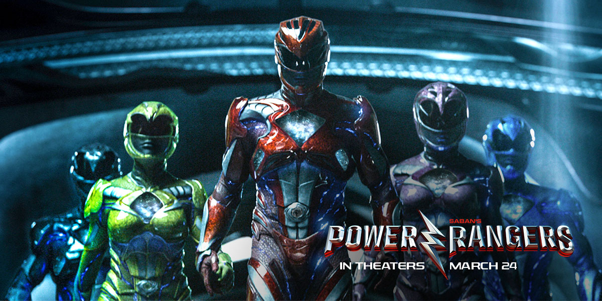 Power Rangers & The Expanse (Book/Non-Spoiler) Reviews