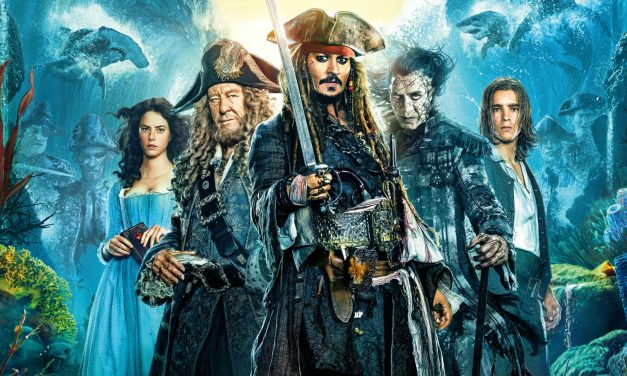 Pirates 5, Alien Covenant, and Baywatch