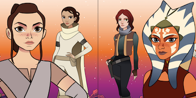 An Honest View of Star Wars: Forces of Destiny