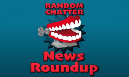 RC News Roundup for May 14, 2018: The Day the TV Died