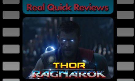 RQR #1: Thor: Ragnarok