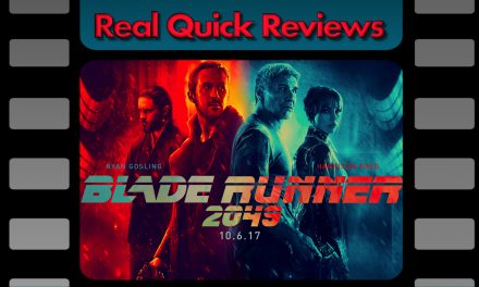 Real Quick Reviews #2: Blade Runner 2049