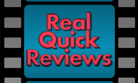 RQR #0: Welcome to Real Quick Reviews!