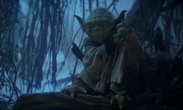 What if Yoda told Luke the wrong thing? (Contains TLJ Spoilers)