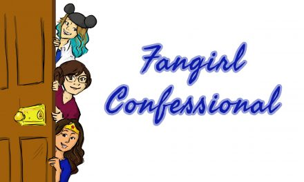 Fangirl Confessional #13: Jump and Hit The Circle Button