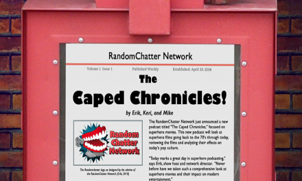 The Caped Chronicles #7: The Rocketeer