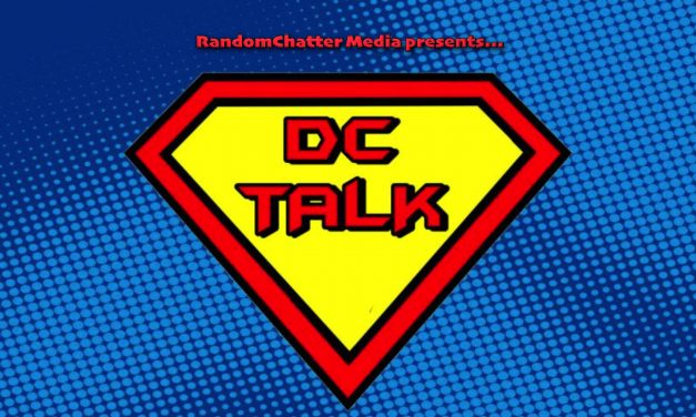 DC Talk Episode #19: Sitting in a Library Naked