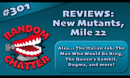 RC 301: New Mutants, Mile 22