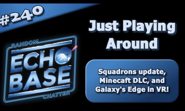 EB 240: Just Playing Around