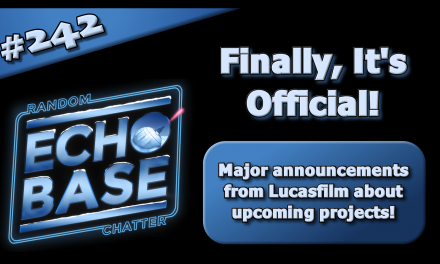 Echo Base 242: Finally, It's Official