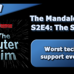 OR 117: Mandalorian S2E4: The Siege