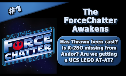 FC 1: The ForceChatter Awakens!