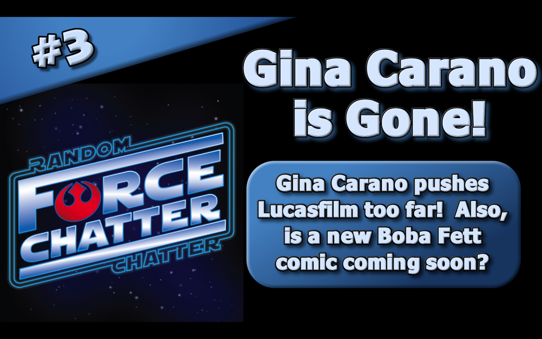 FC 3: Gina Carano is Gone!