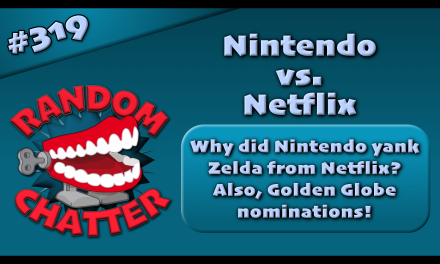 RC 319: Nintendo vs. Netflix