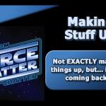 FC 5: Making Stuff Up