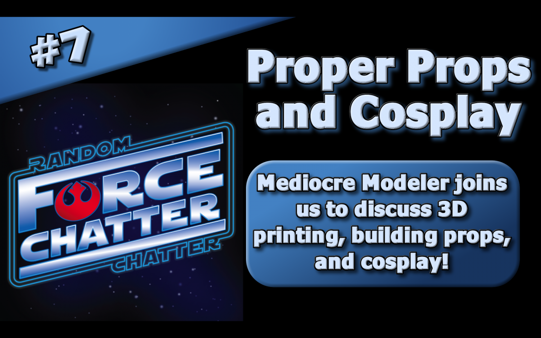 FC 7: Proper Props and Cosplay