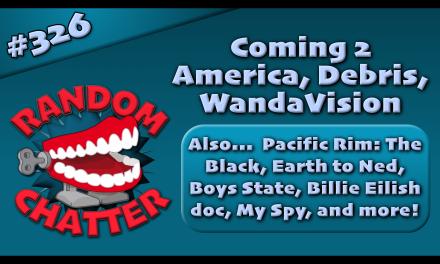RC 326: Coming 2 America, Debris, WandaVision
