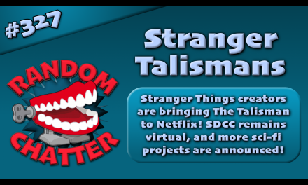 RC 327: Stranger Talismans