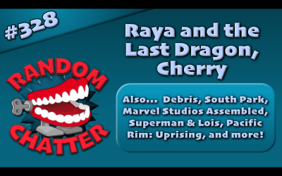 RC 328: Raya and the Last Dragon, Cherry