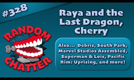 RC 328: Raya and the Last Dragon, Cherry