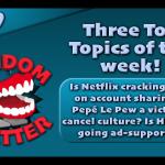 RC 329: Top Three Topics