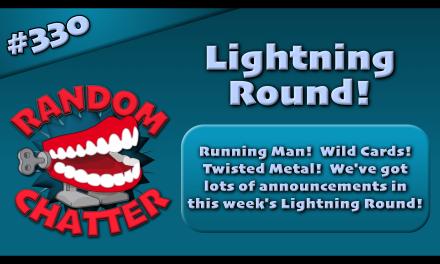 RC 330: Lightning Round!