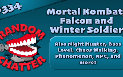 RC 334: Mortal Kombat, Falcon and the Winter Soldier
