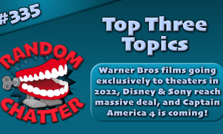 RC 335: Top Three Topics